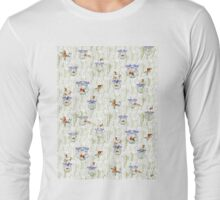 Goldfish's Summer Dream - Color Long Sleeve T-Shirt