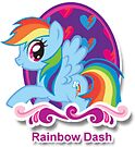 Rainbow Icon  by eeveemastermind