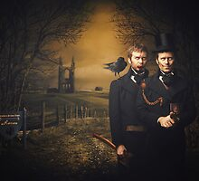 The Vicious Brothers Grimm by Royal-Nightmare