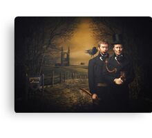 The Vicious Brothers Grimm Canvas Print