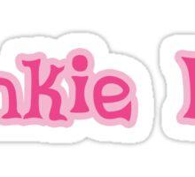 Pinkie Pie Sticker Sticker