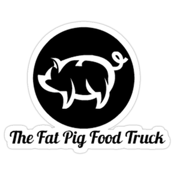 The Fat Pig Food Truck by Mac Cormier