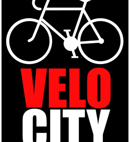 VeloCity Special Sticker Version Sticker