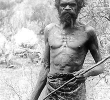 Aborig by robinsonero