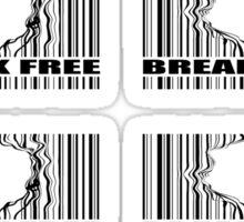 Consumer Overload  Sticker