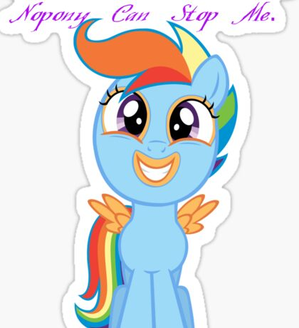 Adorable Scootaloo  Sticker