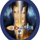 doctor who timelords 10 and 11 by rachick123