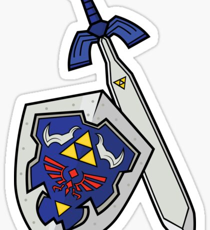 You have my sword Sticker