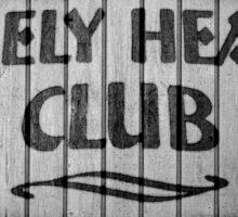 Lonely Hearts Club - Sticker Sticker