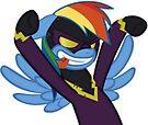 Rainbow Dash Holloween Episode.  by eeveemastermind