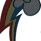 Cool Rainbow Dash Cutie Mark  by eeveemastermind