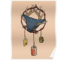 Redneck Dreamcatcher Poster