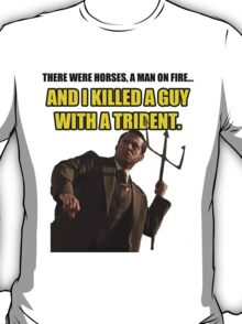 Brick trident T-Shirt
