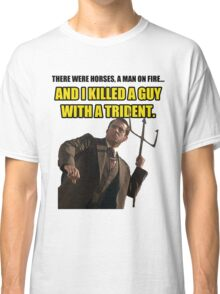 Brick trident Classic T-Shirt