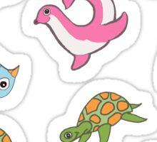 Ocean page Sticker