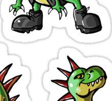 Rex Stickers Sticker