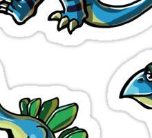 Stegs Stickers Sticker