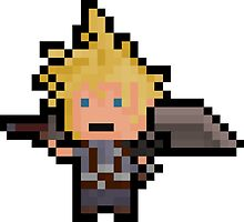 Pixel Cloud by Pixel-League