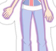 Rose Tyler (Lavender) Sticker