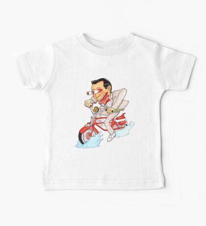 Pee Wee Fink Baby Tee