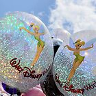 Tinkerbell Balloons by Mark Fendrick