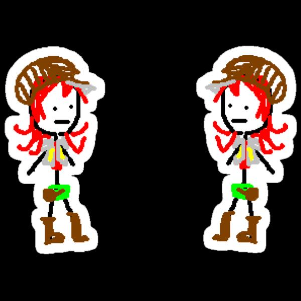 shiki sticker set 1 by gcio