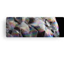 coloured bubbles 2 Canvas Print