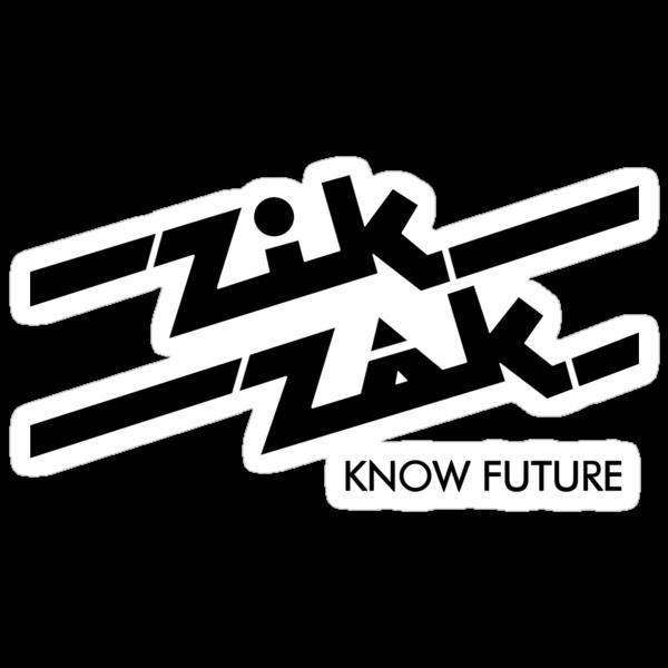 Zik Zak - The Sticker! by LurkingGrue