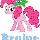 Brains Pinkie  by eeveemastermind