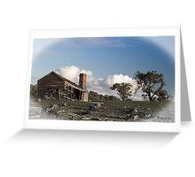 Rural Decay Greeting Card