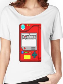Pokedex - Pokemon t-shirt Women's Relaxed Fit T-Shirt