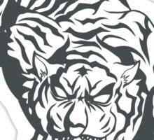 Tattoo tiger Sticker
