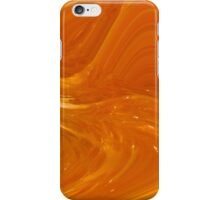 Orange - Orange - Daily Homework - Day 31 - June 7, 2012 iPhone Case/Skin
