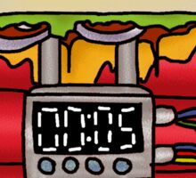 Bombwich Sticker