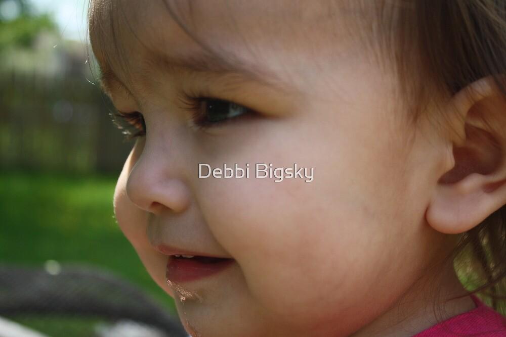 raw emotions by Debbi Bigsky