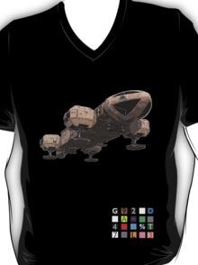 Space 1999 Eagle Smaller T-Shirt