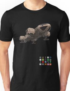 Space 1999 Eagle Smaller Unisex T-Shirt