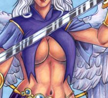 Sword Dancer Angel Sticker