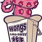 Wong's Takeaway by cronobreaker