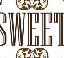 Sweet Candy Die-cut Sticker labels Sticker