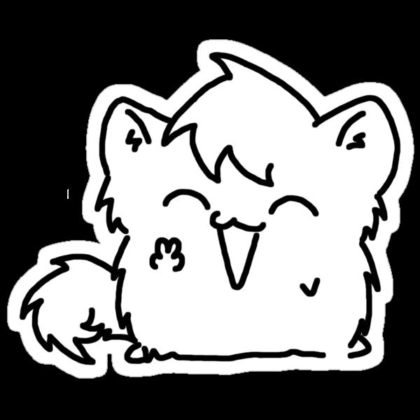 Hi I'm Kitty Mroo by Mroo