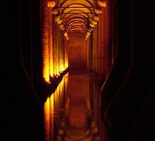 Below Istanbul by David Odd