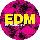 EDM (Electronic Dance Music) Community by DropBass