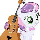 Sweetiebell Being Octavia  by eeveemastermind