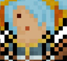 Sona, The Pixel Song Queen Sticker