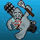 Urf, The Pixel Manatee by Pixel-League