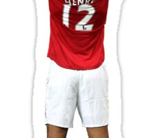 Thierry Henry - Return of The King Sticker