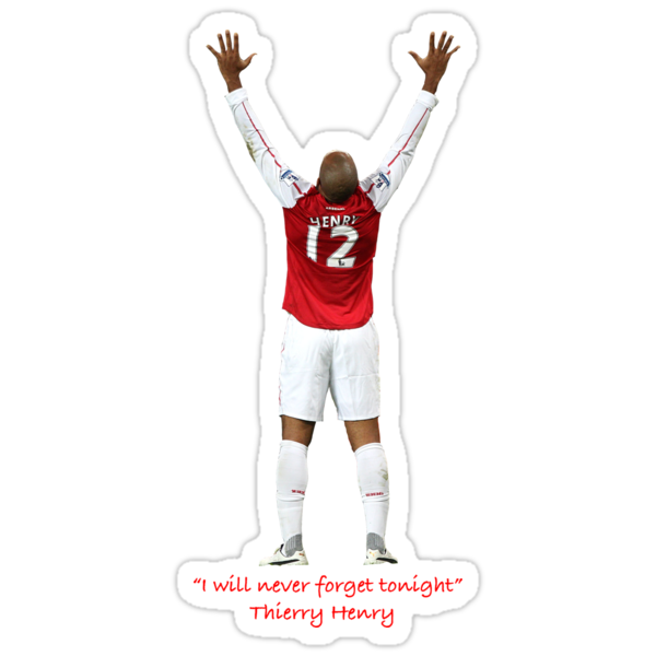 Thierry Henry - Return of The King by Thierry Henry14.net
