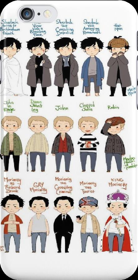 Sherlock by mckaylasmitson