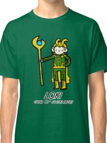 God of Cuteness Classic T-Shirt